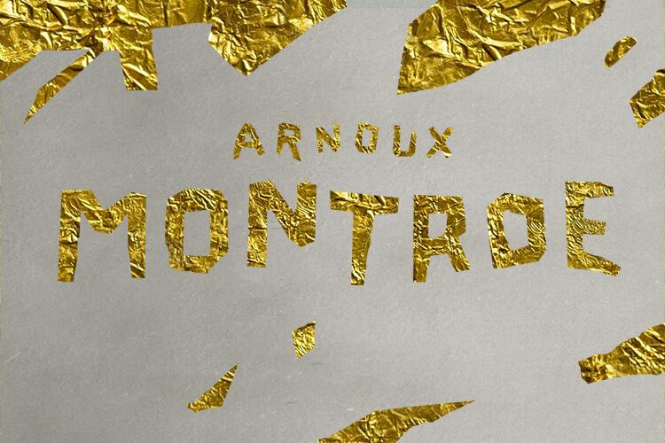 Montroe digital cover - Detail