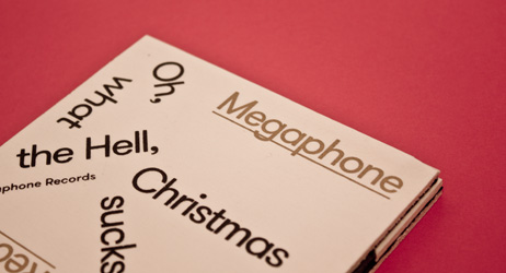 Megaphone's Xmas Compilation 2011